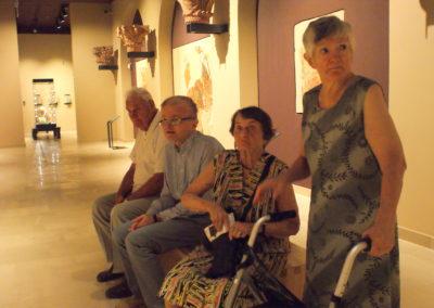 Wycieczka doMuzeum Narodowego – Galeria Faras orazGaleria Sztuki XX iXXI wieku