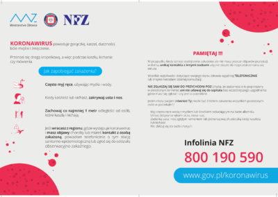 Informacja dla odwiedzających DPS