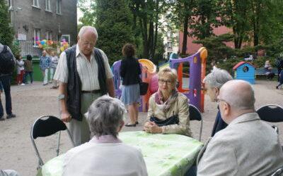 Piknik Rodzinny – Przedszkole przy ul.Trzech Budrysów