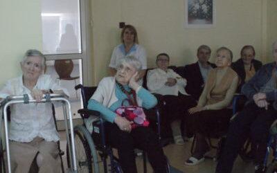 Spotkanie zKierownikiem Muzeum Niepodległości