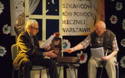Przegląd Twórczości Artystycznej Mieszkańców DPS