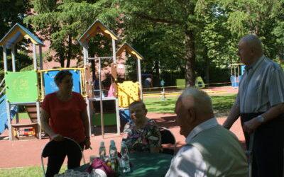 Piknik zokazji Dnia Dziecka