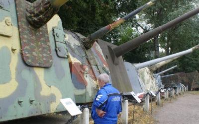 Wycieczka doMuzeum Wojska Polskiego