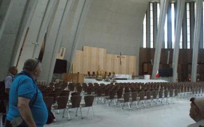 Wycieczka doŚwiątyni Opatrzności Bożej