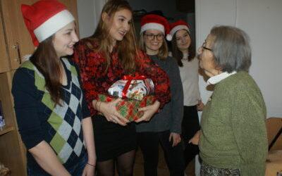 Święty Mikołaj dla Seniora